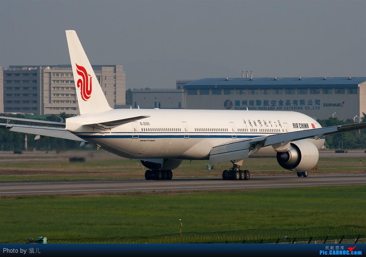 Re:[原创][CASG]发难得的好天图庆祝自己终于破了 BOEING 777-300 B-2085 中国广州白云机场