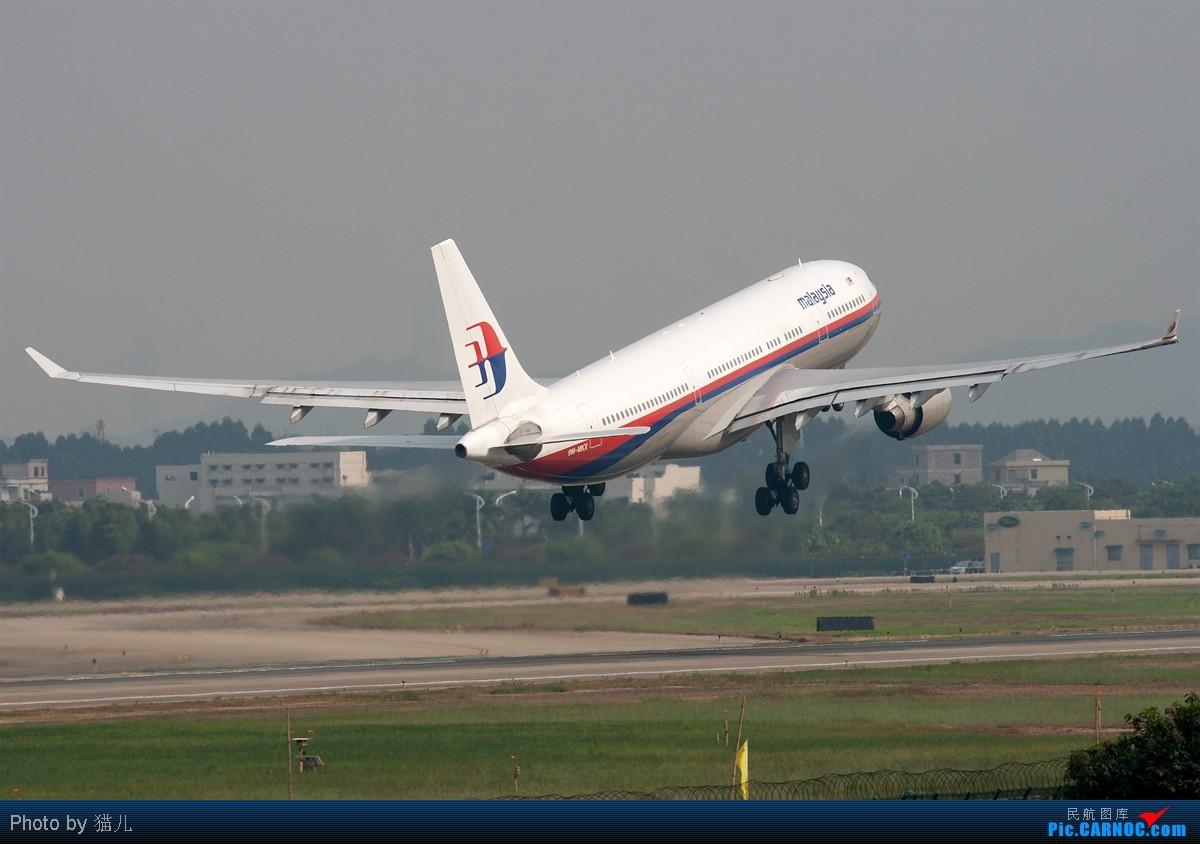 Re:[原创][CASG]发难得的好天图庆祝自己终于破了 AIRBUS A330-200 9M-MKX 中国广州白云机场
