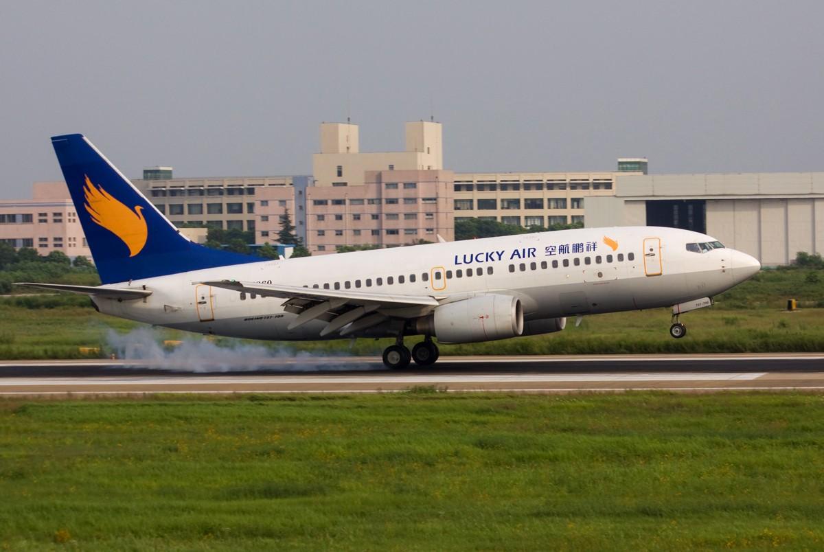 Re:[原创]四个多月没拍机,手生了。 BOEING 737-700 B-5060 中国南京禄口机场