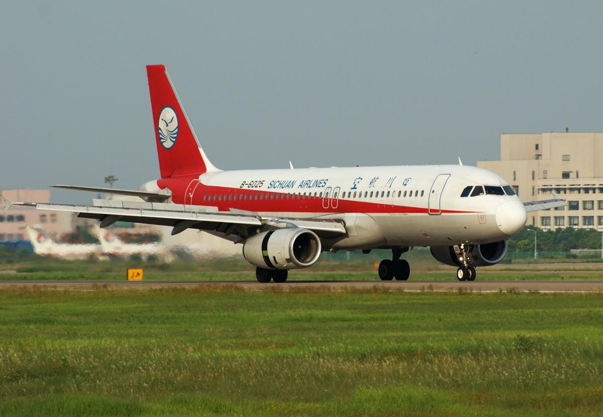 Re:[原创]J  Juliet AIRBUS A320-200 B-6025 中国南京禄口机场