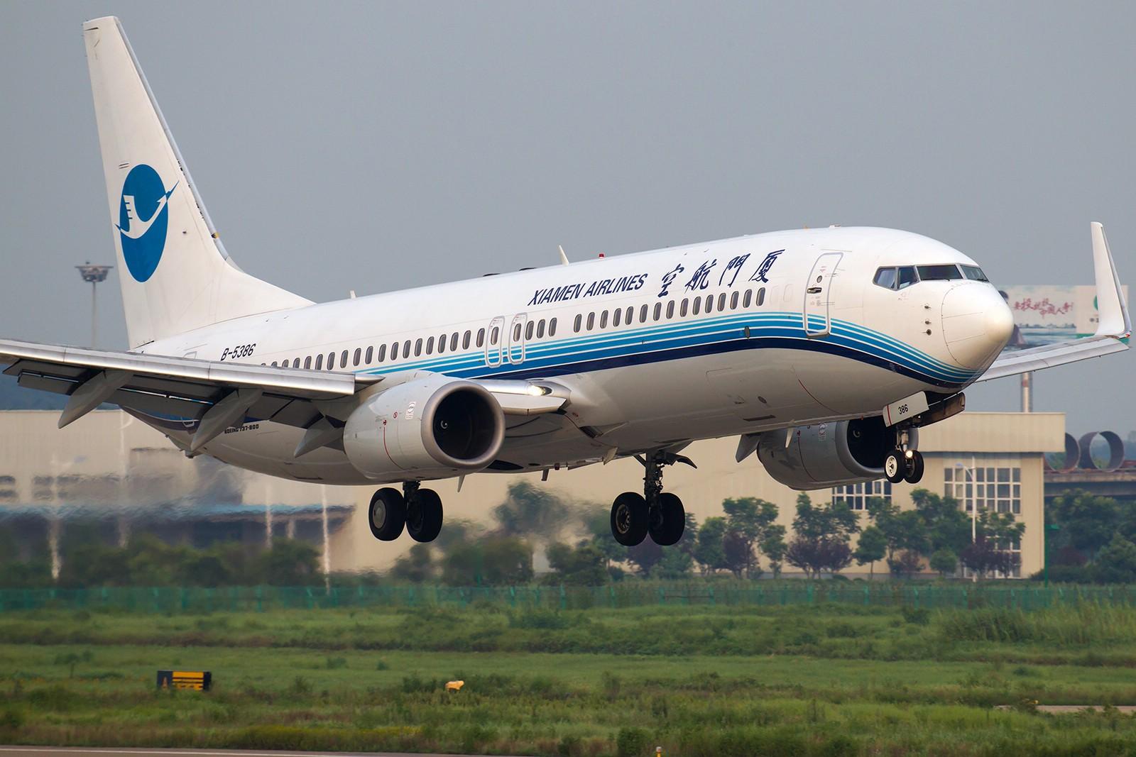 Re:[原创]【BLDDQ】******半个月了,始终没等来阳光,报报二毛一来那天的流水账吧****** BOEING 737-800 B-5386 中国南京禄口机场
