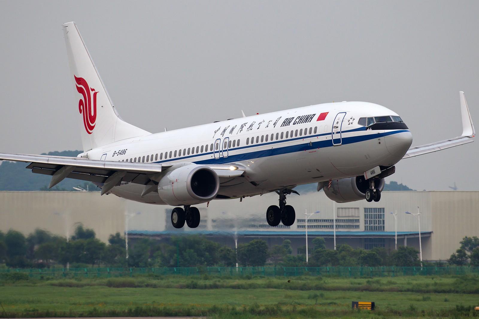Re:[原创]【BLDDQ】******半个月了,始终没等来阳光,报报二毛一来那天的流水账吧****** BOEING 737-800 B-5486 中国南京禄口机场