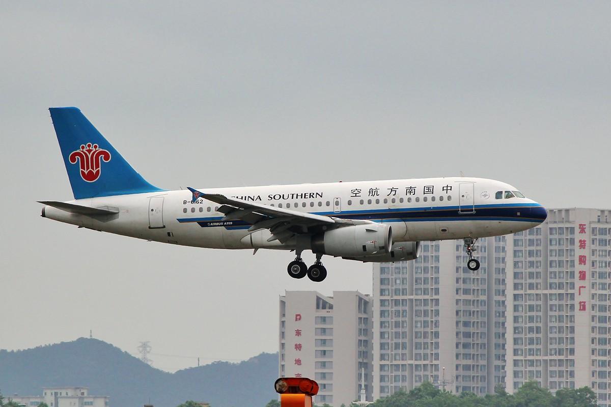 Re:[原创][DLC拍机]午后蹲守友谊桥,烂图15张,还请各位多指教! AIRBUS A319-100 B-6162 中国大连周水子机场