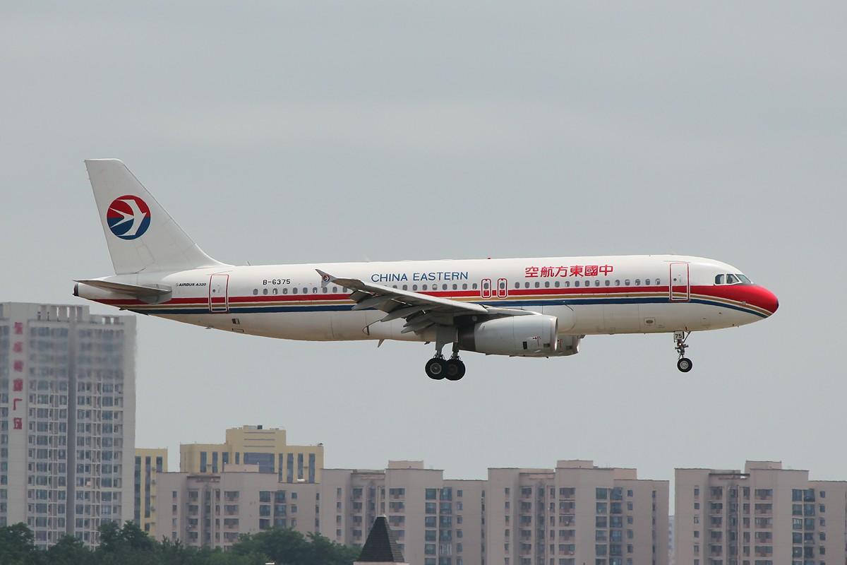 Re:[原创][DLC拍机]午后蹲守友谊桥,烂图15张,还请各位多指教! AIRBUS A320-200 B-6375 中国大连周水子机场