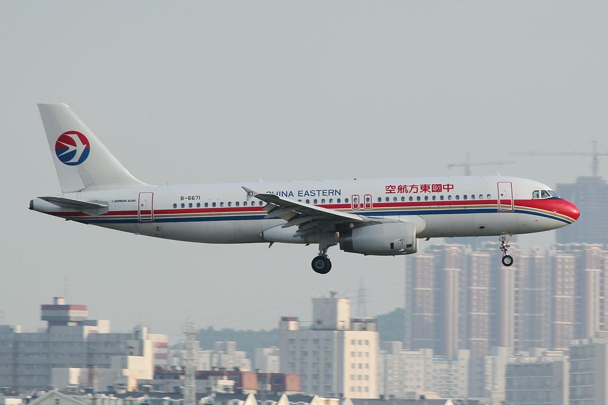 Re:[原创][DLC拍机]午后蹲守友谊桥,烂图15张,还请各位多指教! AIRBUS A320-200 B-6671 中国大连周水子机场