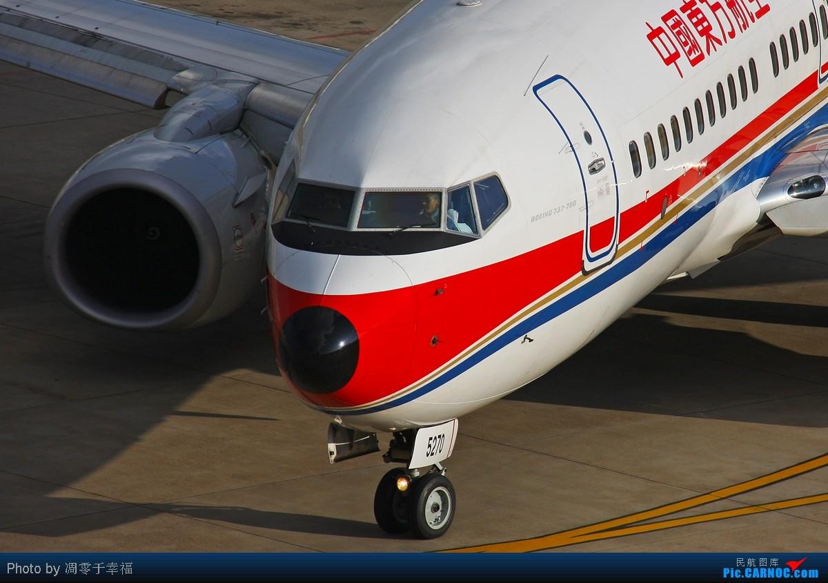 Re:[原创]【BLDDQ】上贡--给地主家拍的几张特写... BOEING 737-700 B-5054 中国昆明巫家坝机场
