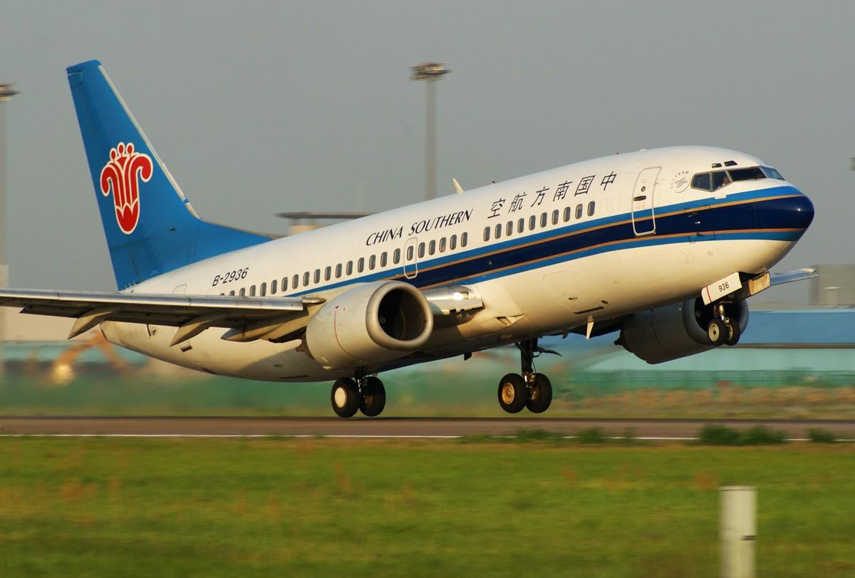 [原创]白菜,白菜……哇哇哇! BOEING 737-300 B-2936 中国南京禄口机场