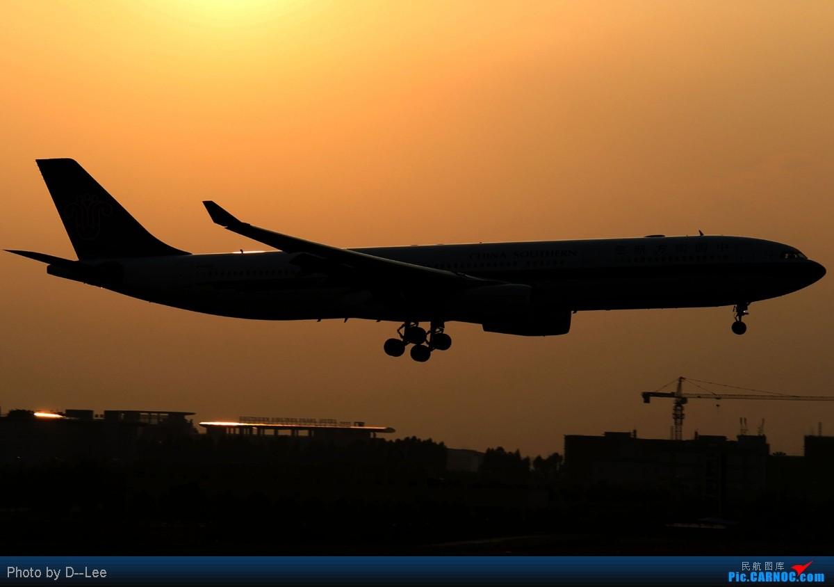 Re:[原创]【广州,你好】-许久没来,上来贴几个剪影,冒个泡 AIRBUS A330-300 B-6086 中国广州白云机场