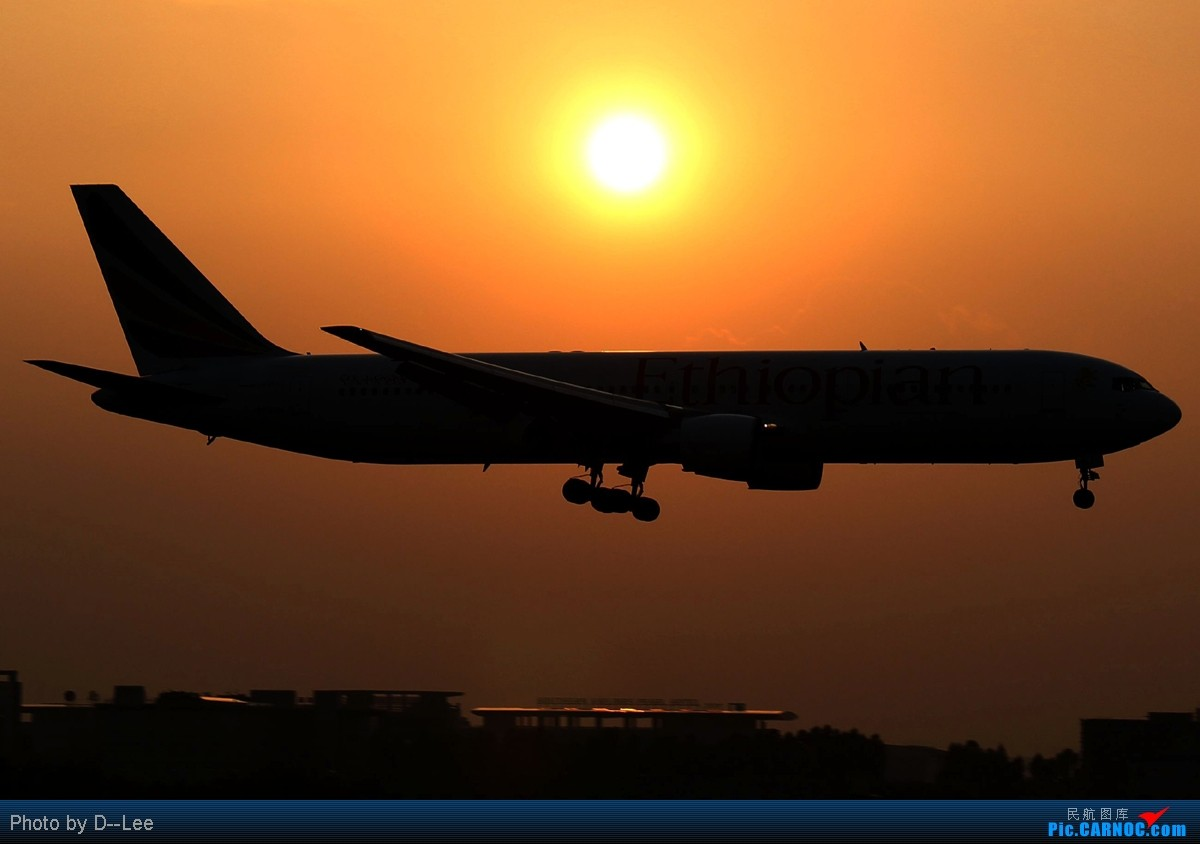 Re:[原创]【广州,你好】-许久没来,上来贴几个剪影,冒个泡 BOEING 767-300 ET-AMG 中国广州白云机场