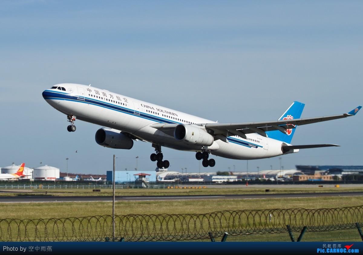 Re:[原创]PEK西跑几张起飞图 AIRBUS A330-300 B-6098 中国北京首都机场