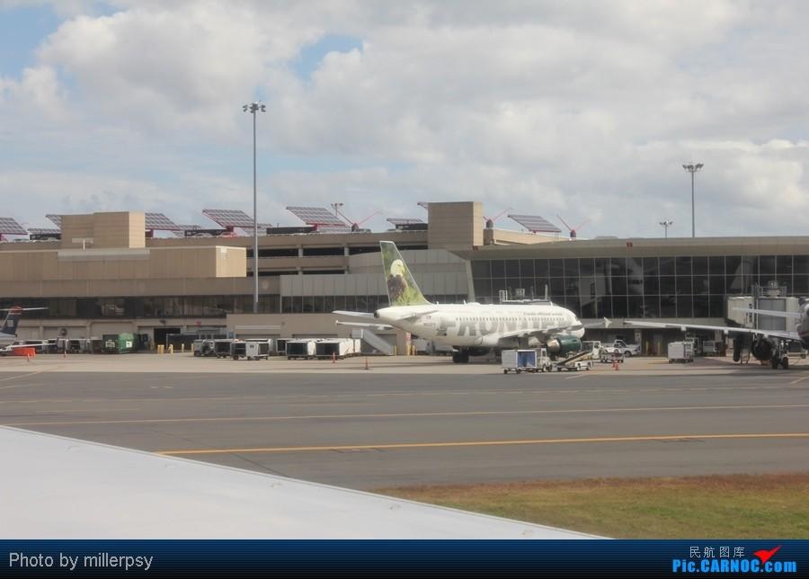 Re:[原创]超短途的飞行,从纽约到波士顿 AIRBUS A319 N932FR BOS