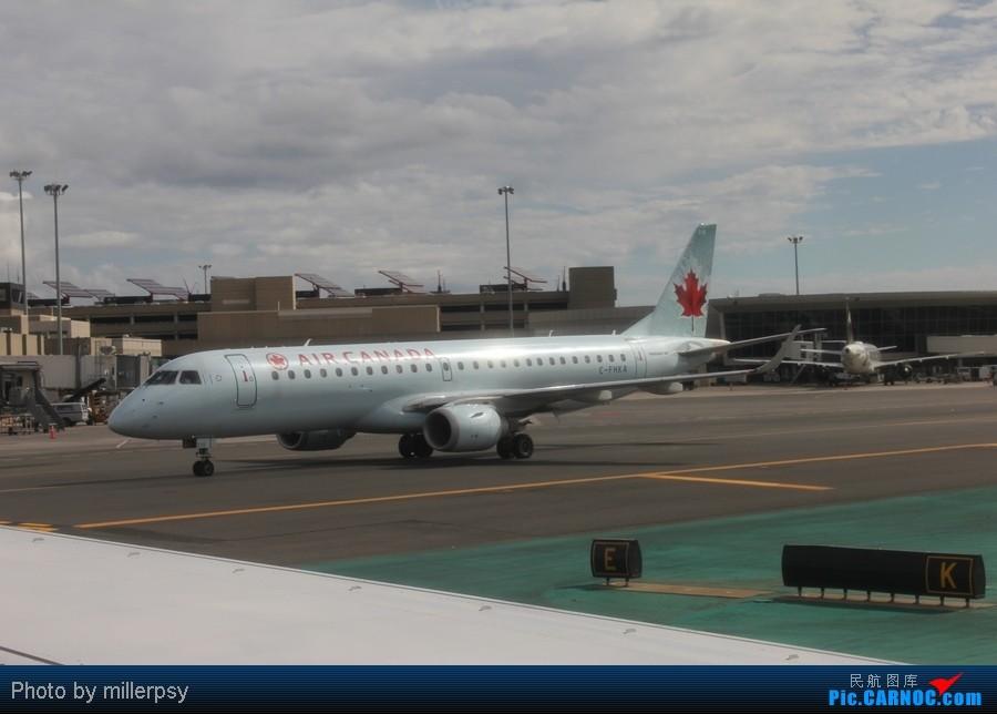 Re:[原创]超短途的飞行,从纽约到波士顿 ERJ-190 C-FHKA BOS