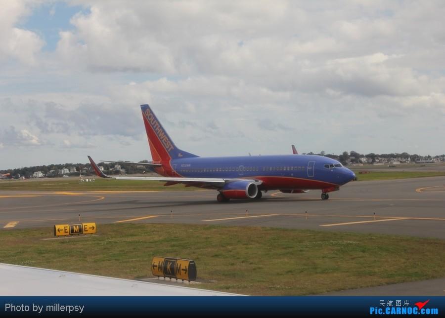 Re:[原创]超短途的飞行,从纽约到波士顿 BOEING 737-700 N232WN BOS