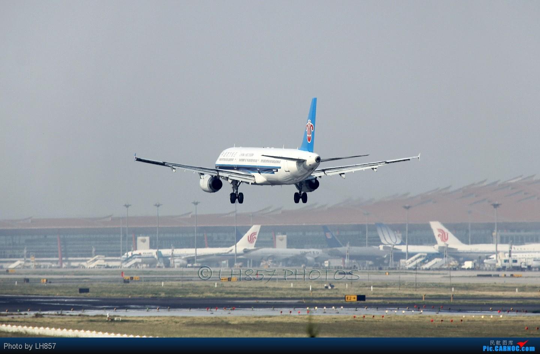 Re:[原创]战斗在PEK,追梦者,EK380,还有不知名的BBJ AIRBUS A321-200 B-6398 中国北京首都机场