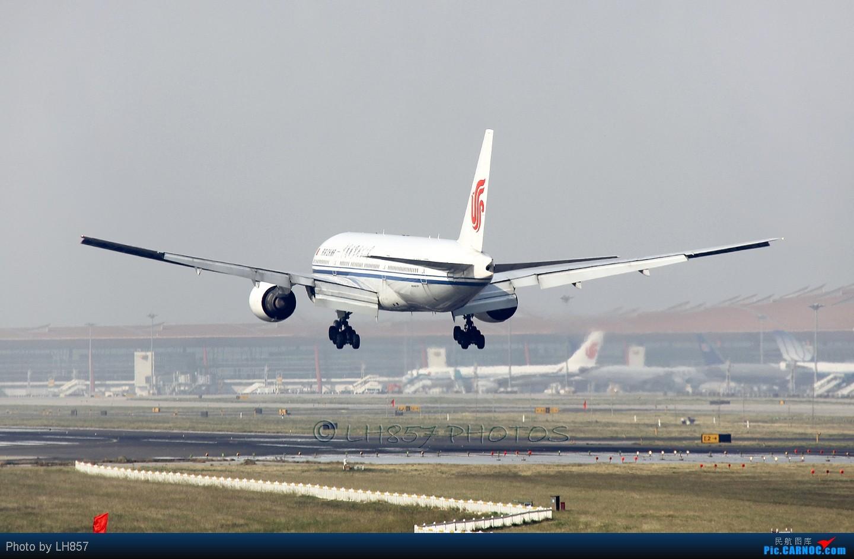Re:[原创]战斗在PEK,追梦者,EK380,还有不知名的BBJ BOEING 777-200 B-2066 中国北京首都机场