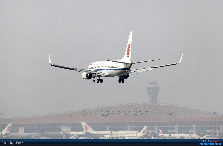 Re:[原创]战斗在PEK,追梦者,EK380,还有不知名的BBJ BOEING 737-800 B-5426 中国北京首都机场