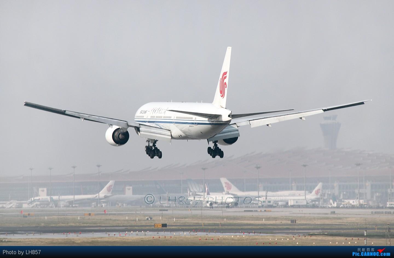 Re:[原创]战斗在PEK,追梦者,EK380,还有不知名的BBJ BOEING 777-200 B-2061 中国北京首都机场
