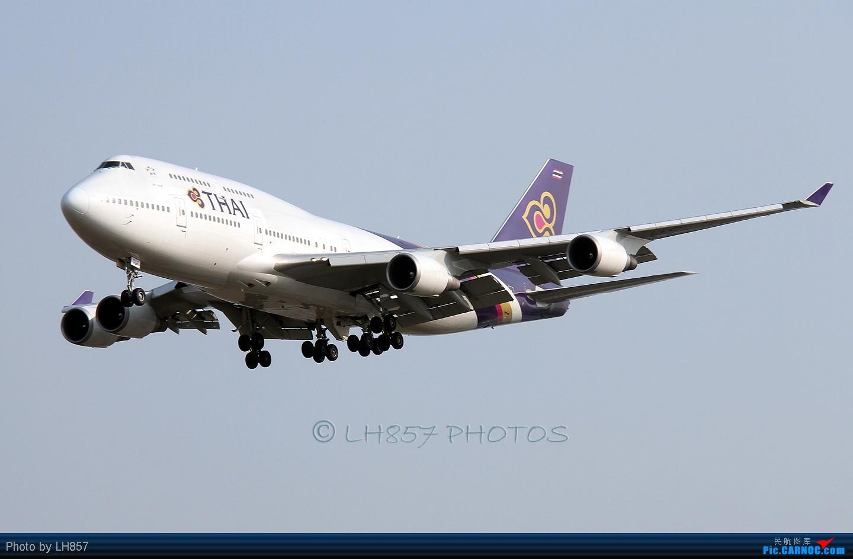 Re:[原创]战斗在PEK,追梦者,EK380,还有不知名的BBJ BOEING 747-400 HS-TGF 中国北京首都机场