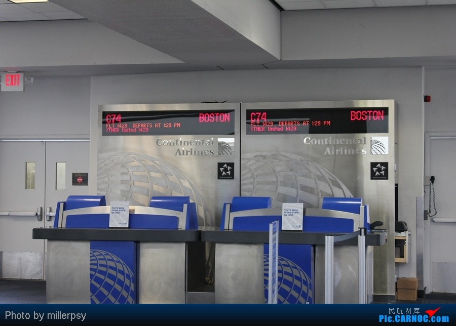 Re:[原创]超短途的飞行,从纽约到波士顿 BOEING 737-500 N17614 EWR
