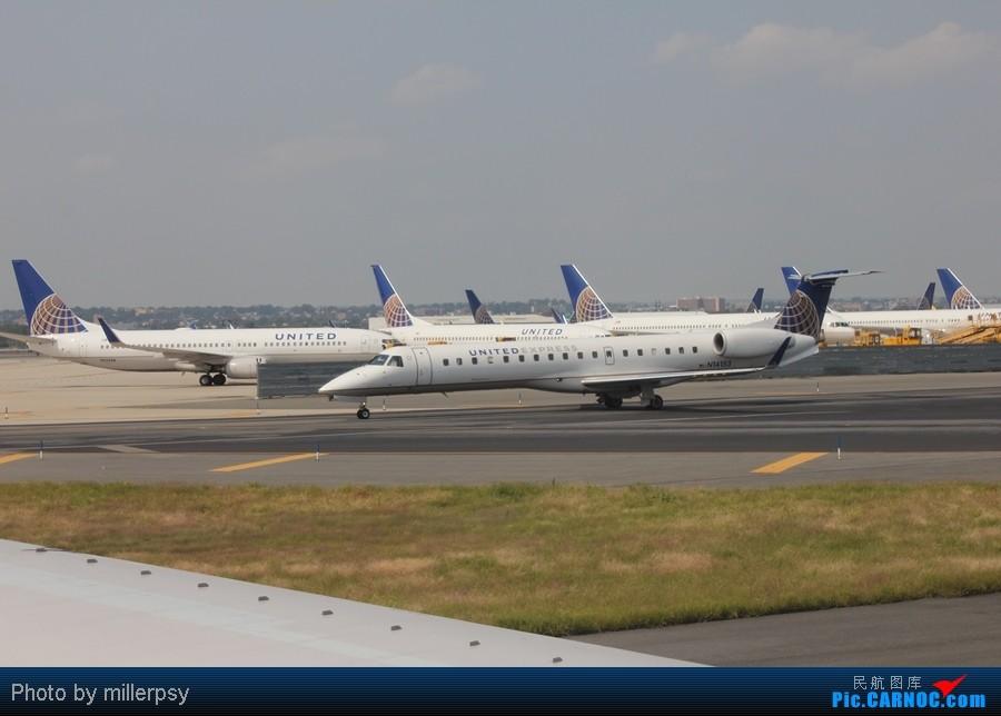 Re:[原创]超短途的飞行,从纽约到波士顿 EMB-145 N14153 EWR