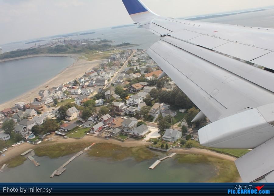 Re:[原创]超短途的飞行,从纽约到波士顿