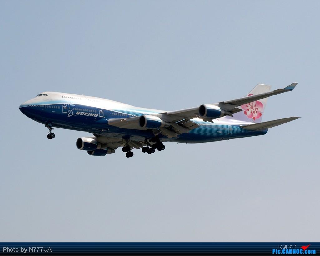 [原创]明天9/28 華航Dynamic Blue將飛航CI511前往北京 BOEING 747-400 B-18210 RCTP