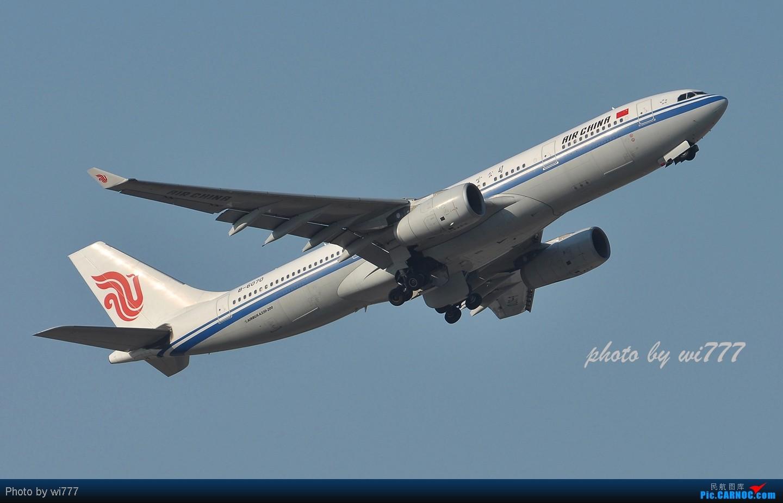 Re:[原创]换新镜头后第一帖!!!初探T3东跑神仙位!!各种外航!!各种给力的大坡度爬升! AIRBUS A330-200 B-6070 首都国际机场