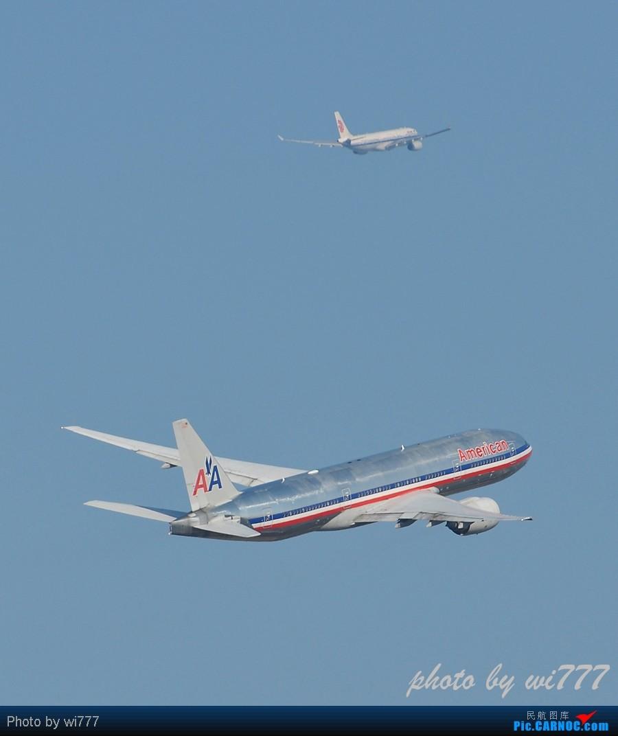 Re:[原创]换新镜头后第一帖!!!初探T3东跑神仙位!!各种外航!!各种给力的大坡度爬升! BOEING 777-200 N753AN 首都国际机场