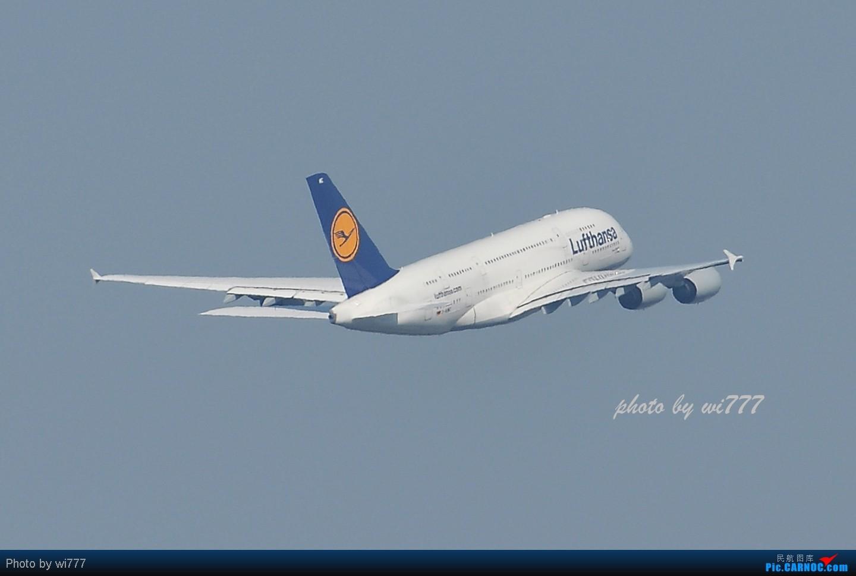 Re:[原创]换新镜头后第一帖!!!初探T3东跑神仙位!!各种外航!!各种给力的大坡度爬升! AIRBUS A380  首都国际机场