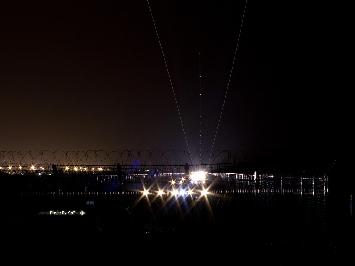 Re:[原创][CASG]假期的最后一天送上ZGGG夜景轨迹~[第一次拍各种没经验...慎入...]    中国广州白云机场