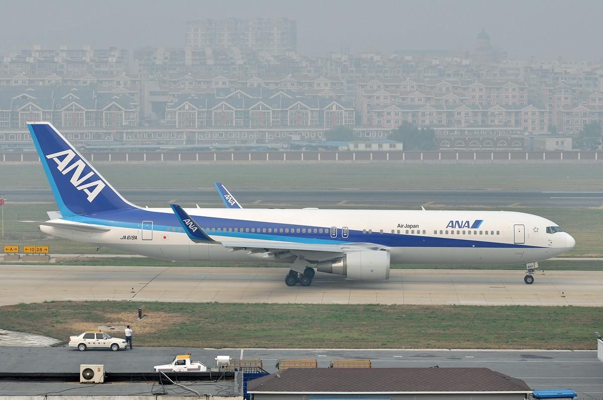 Re:[原创]【CASG】永远的烂天定律。JL仙鹤——Japan.Endless Discovery彩绘!! BOEING 767-300 JA619A DLC