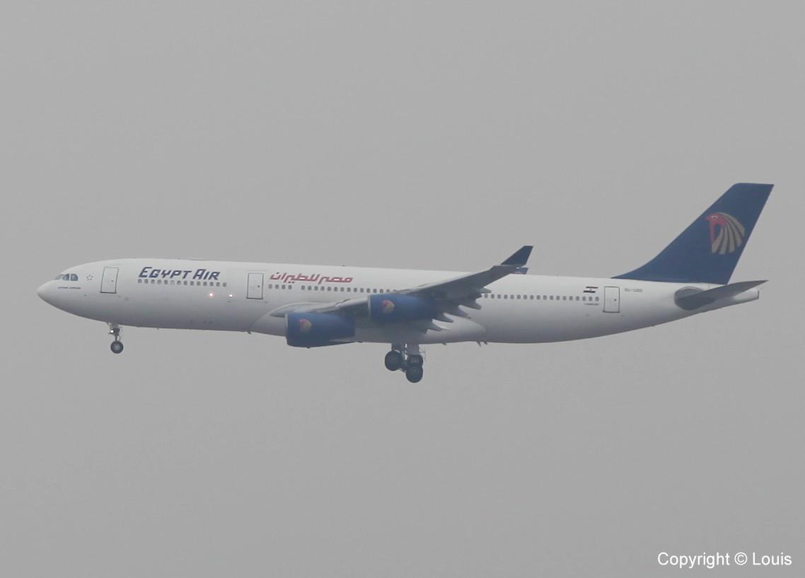 Re:[原创]好天儿啊~~~~~~~~~~~~~~~~~~~~~~~发两张图冒个泡儿 AIRBUS A340-200 SU-GBO 中国北京首都机场