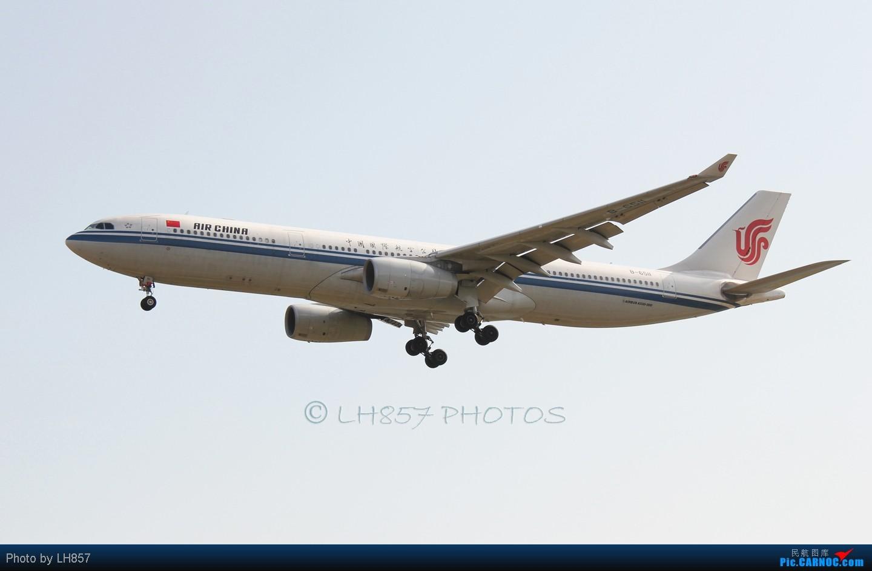 Re:[原创]再次光临PEK,八卦台各种给力和不给力,凉爽的T3大桥 AIRBUS A330-300 B-6511 中国北京首都机场