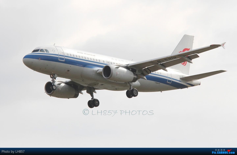 Re:[原创]再次光临PEK,八卦台各种给力和不给力,凉爽的T3大桥 AIRBUS A319-100 B-6213 中国北京首都机场