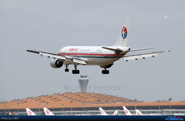 Re:[原创]再次光临PEK,八卦台各种给力和不给力,凉爽的T3大桥 AIRBUS A300-B4-600 B-2324 中国北京首都机场