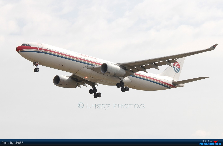 Re:[原创]再次光临PEK,八卦台各种给力和不给力,凉爽的T3大桥 AIRBUS A330-300 B-6095 中国北京首都机场