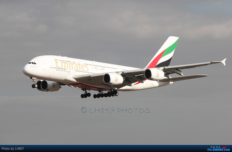 Re:[原创]再次光临PEK,八卦台各种给力和不给力,凉爽的T3大桥 AIRBUS A380 A6-EDM 中国北京首都机场