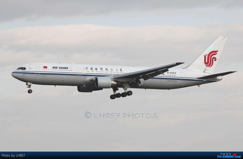 Re:[原创]再次光临PEK,八卦台各种给力和不给力,凉爽的T3大桥 BOEING 767-300 B-2559 中国北京首都机场