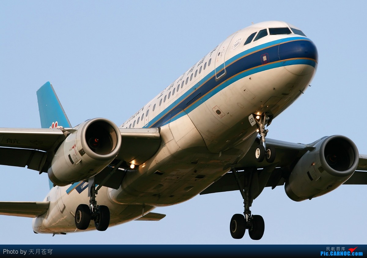 Re:[原创]【KMG】绿皮青蛙头来KMG,附带其他杂图 AIRBUS A319-100 B-6021 中国昆明巫家坝机场