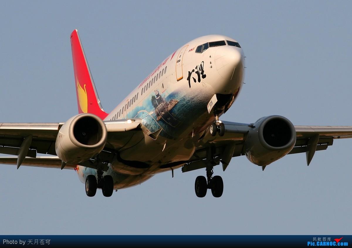 Re:[原创]【KMG】绿皮青蛙头来KMG,附带其他杂图 BOEING 737-700 B-5091 中国昆明巫家坝机场