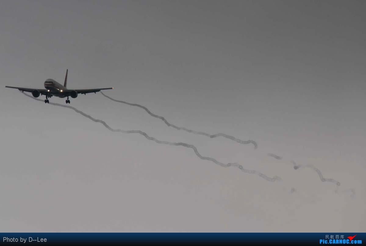 Re:[原创]【广州,你好】-暑假流窜作业的PEK国航77W首航图+一堆自认为有趣的CAN杂图 BOEING 757-200 B-2857 中国北京首都机场