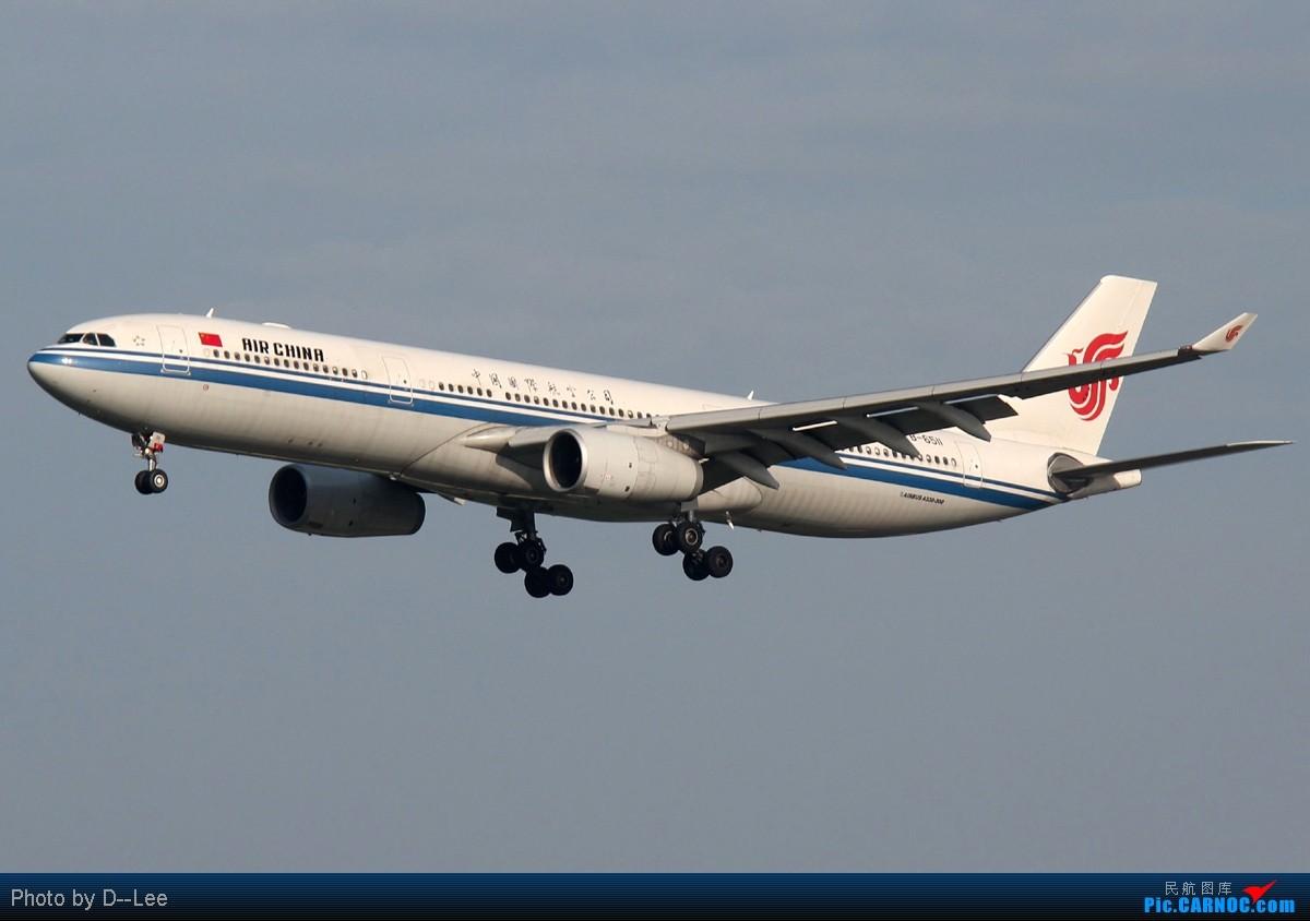 Re:[原创]【广州,你好】-暑假流窜作业的PEK国航77W首航图+一堆自认为有趣的CAN杂图 AIRBUS A330-300 B-6511 中国北京首都机场