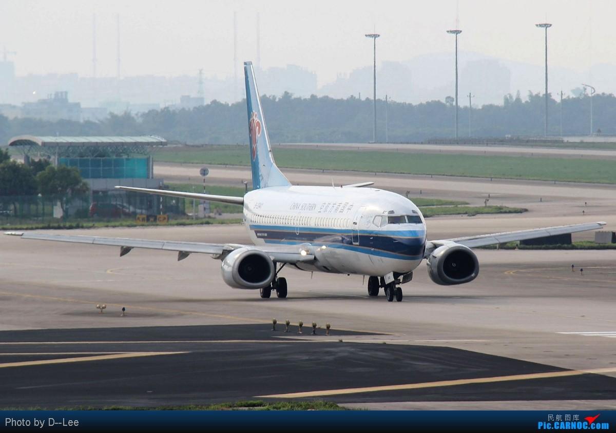 Re:[原创]【广州,你好】-暑假流窜作业的PEK国航77W首航图+一堆自认为有趣的CAN杂图 BOEING 737-300 B-2941 中国广州白云机场