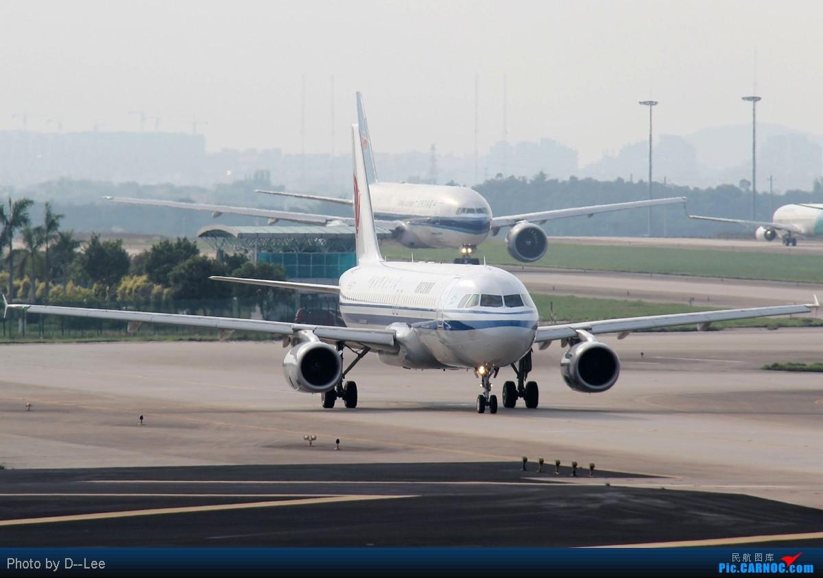 Re:[原创]【广州,你好】-暑假流窜作业的PEK国航77W首航图+一堆自认为有趣的CAN杂图 AIRBUS A320-200 B-6677 中国广州白云机场
