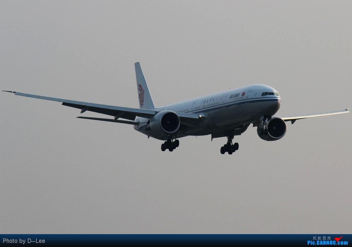 Re:[原创]【广州,你好】-暑假流窜作业的PEK国航77W首航图+一堆自认为有趣的CAN杂图 BOEING 777-300 B-2085 中国广州白云机场