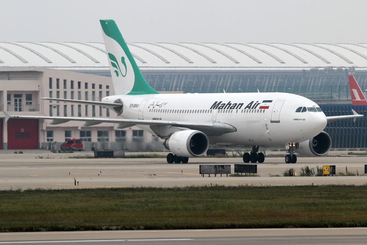 Re:【PVG】      10.29 除了梦幻,依旧有很多的亮点。 AIRBUS A310-304 EP-MNV 中国上海浦东机场