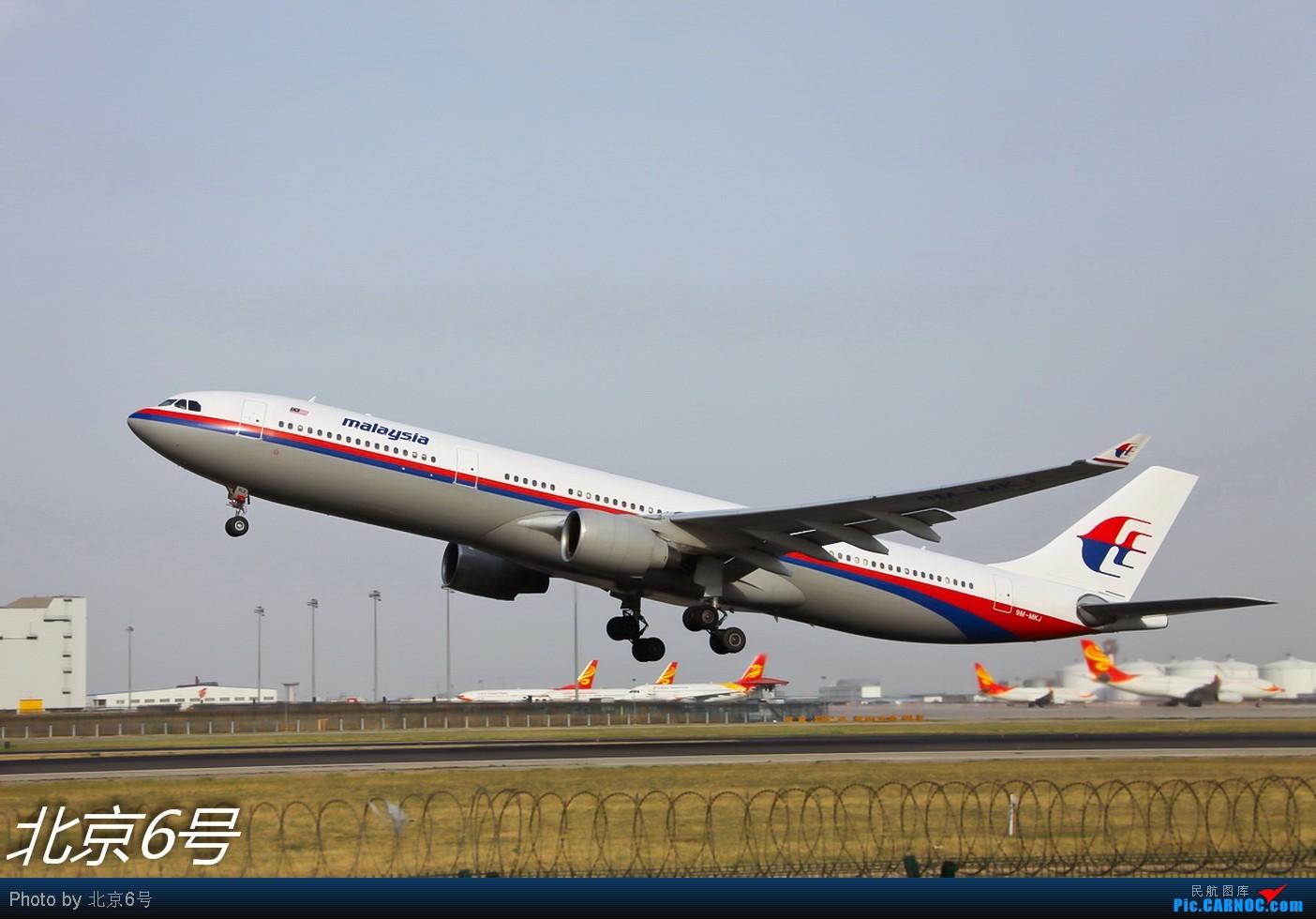 [原创]多家航空公司飞机起飞照