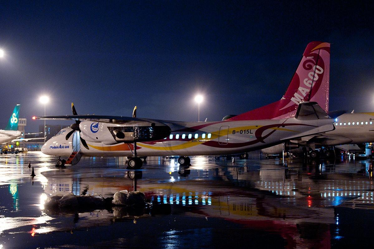 Re:[原创]【CASG】昆明,昆明!我们为了共同的爱好而相聚! MA600  中国昆明巫家坝机场