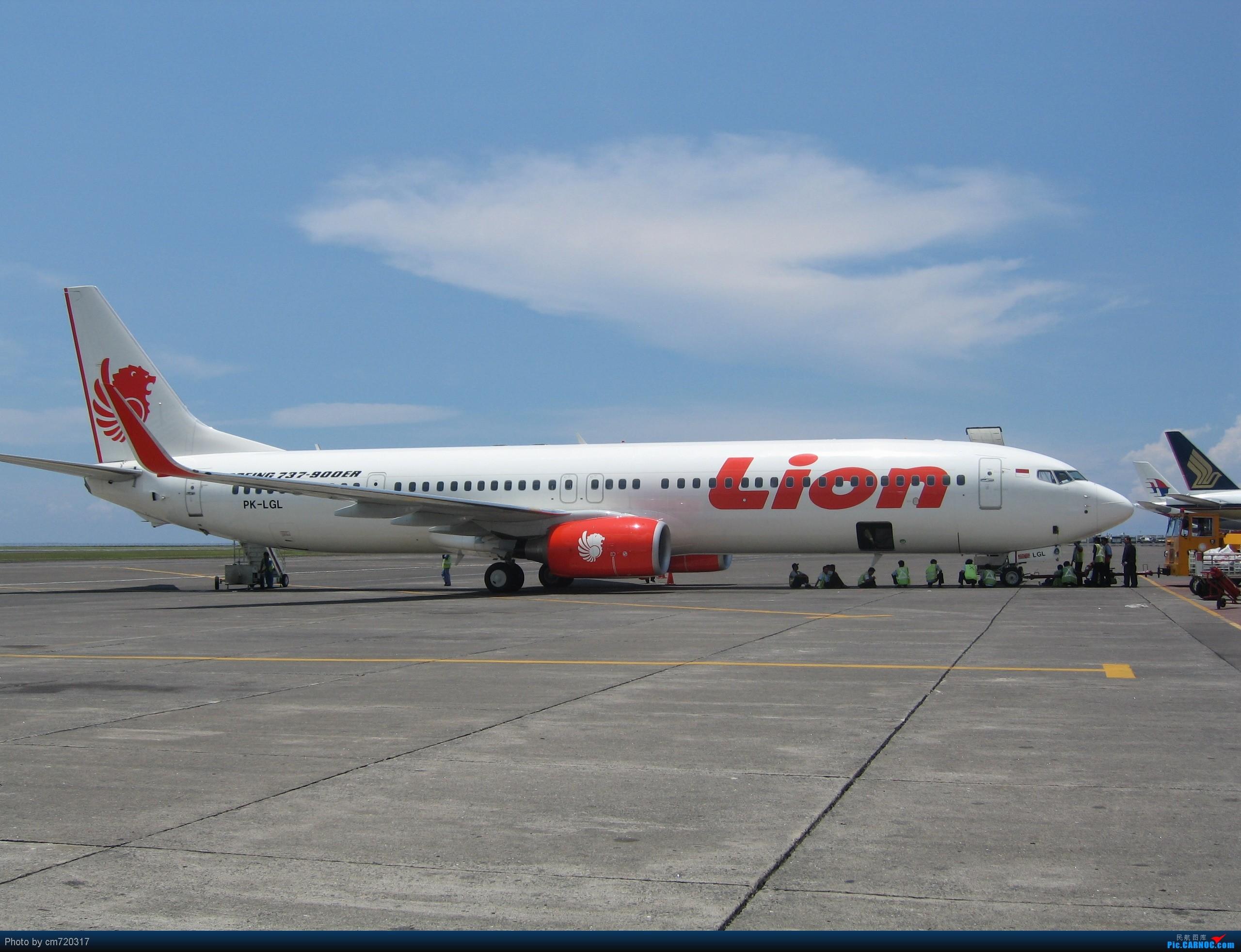 re:亚航 b737-800 巴厘岛