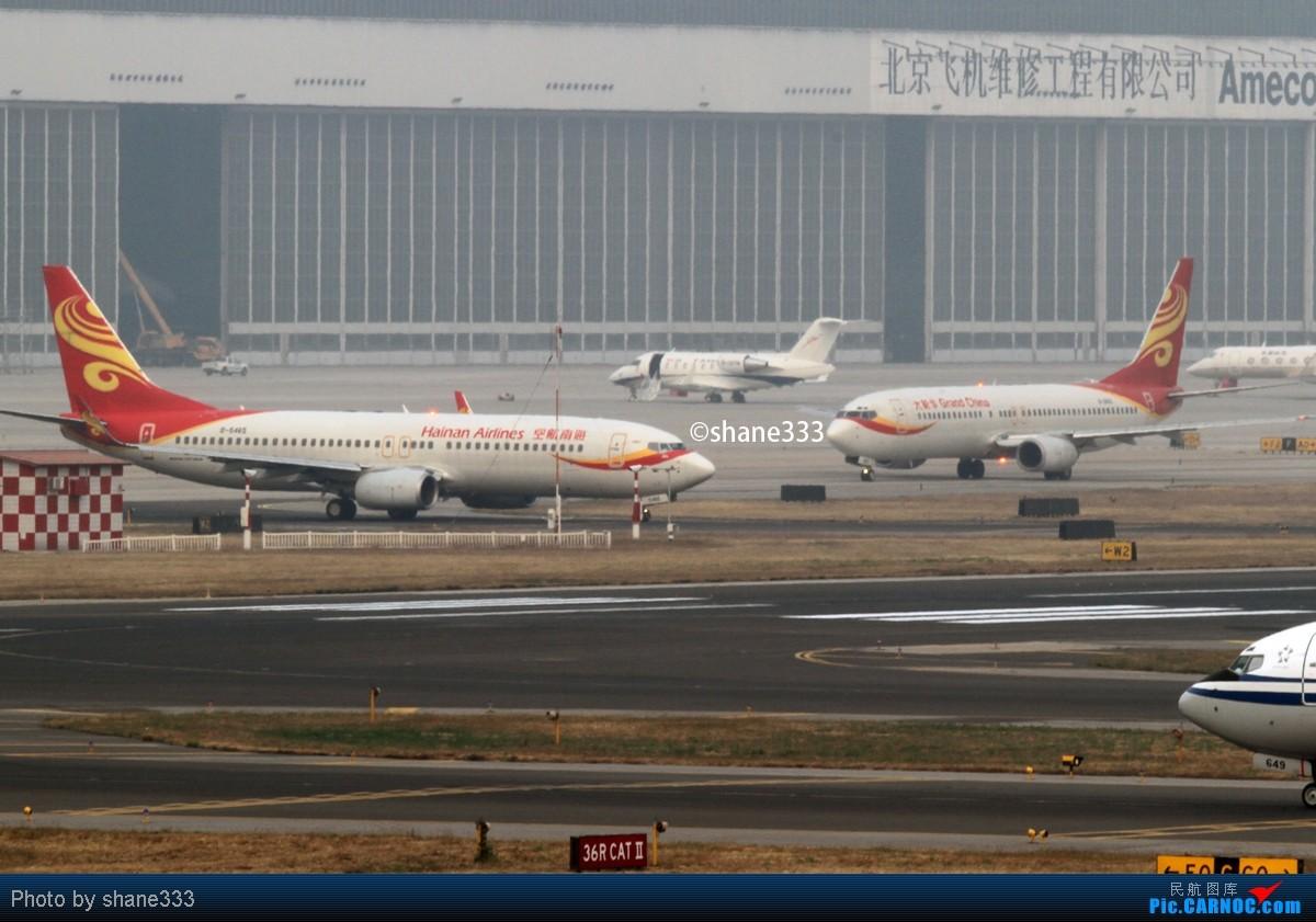 Re:【Shane拍机】小二,来一斤闪灯! BOEING 737-800 B-5463 中国北京首都机场